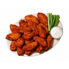 6 Hot Wings